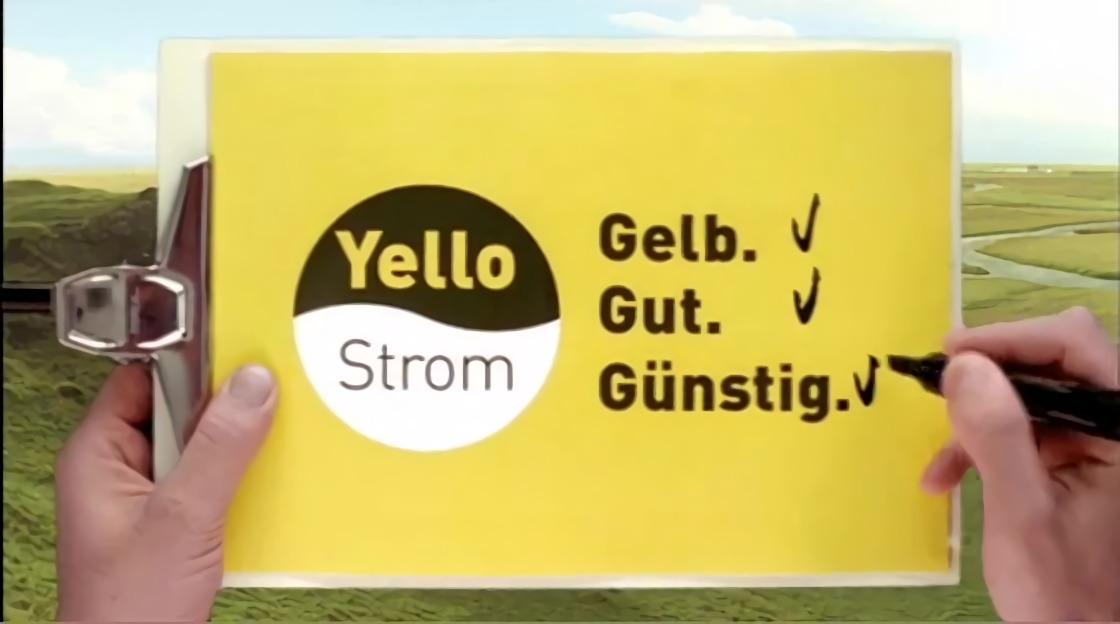Yellow Strom Login